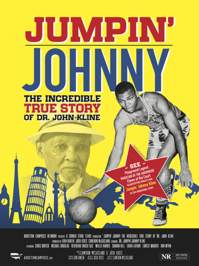 Jumpin Johnny Poster