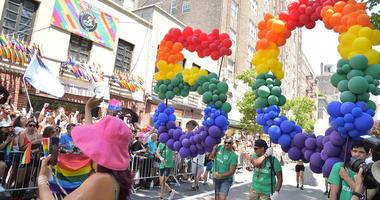 Pride march