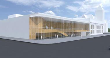 Hilberry Gateway Performance Complex Wayne State