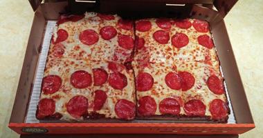 little caesars stuffed crust pizza