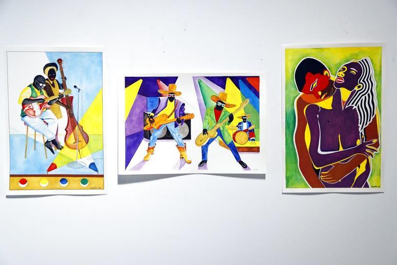 Richard Phillips art