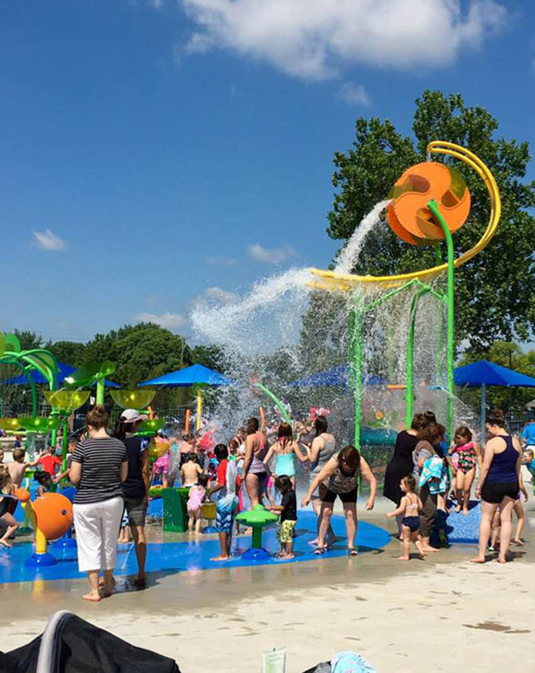 Sterling Heights Dodge >> Sterling Heights Dodge Park Reopens Splash Pad Farmers