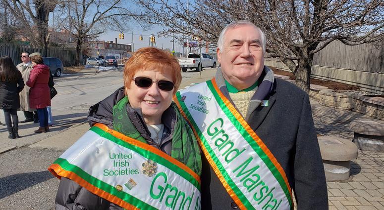 Detroit St  Patrick's Parade Guide 2019   WWJ Newsradio 950