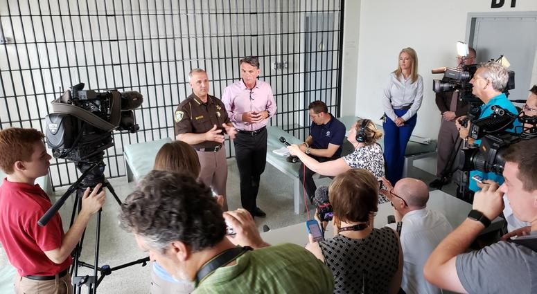 Macomb County Officials Show Poor Jail Conditions, Hope To