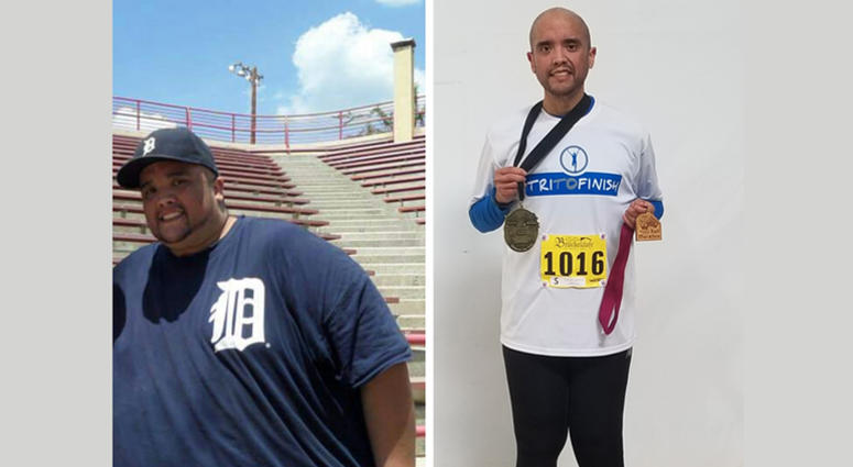 Michigan Man Who Lost 475 Lbs. Plans To Run Marathon In Detroit