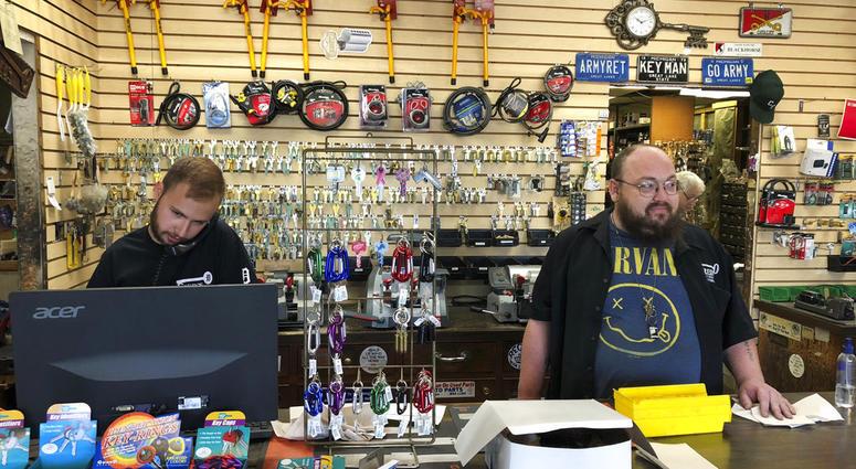 Fred's Key Shop AP