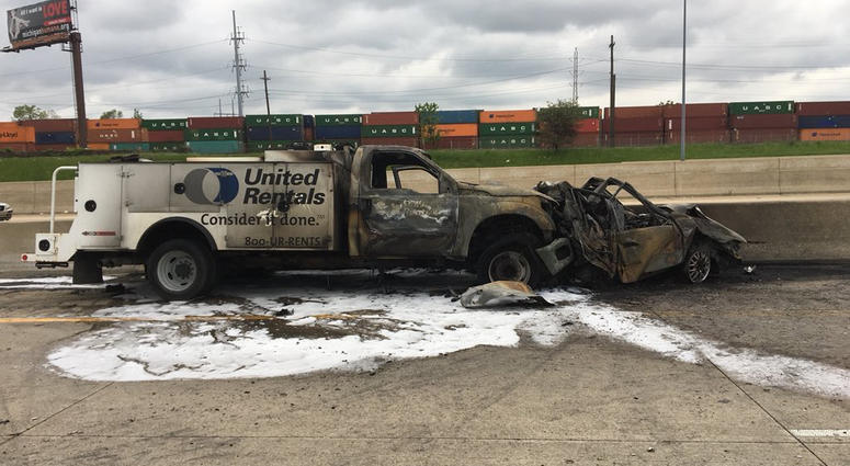 Accident On EB I-96 Leaves 1 Dead, Several Injured | WWJ Newsradio 950