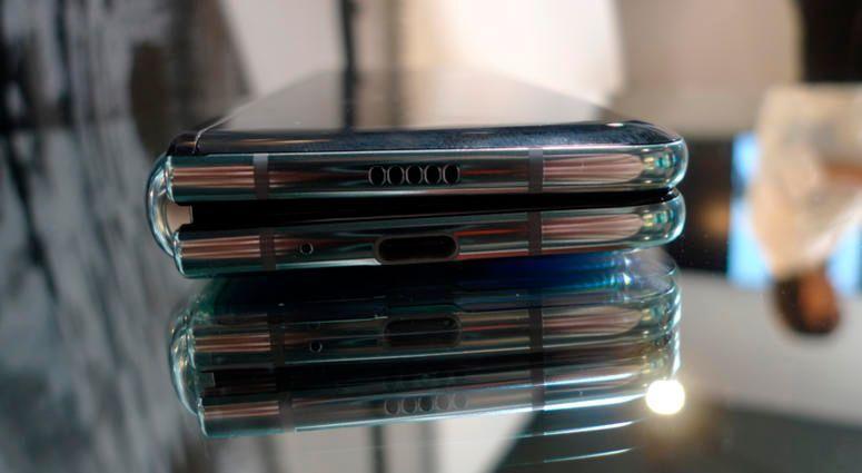 Samsung Galaxy Fold phone