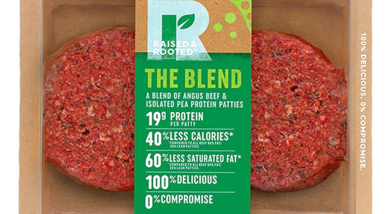 Tyson meat alternative products