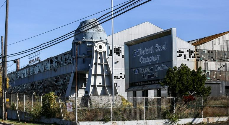 McLouth Steel In Trenton Added To EPA's National Priority List For Cleanup
