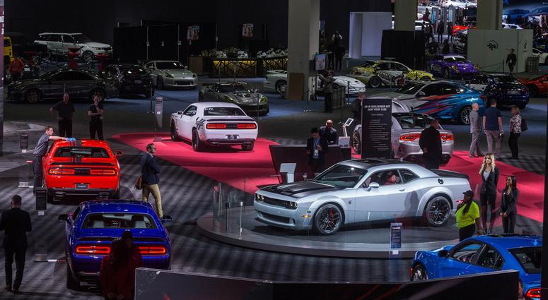 International Auto Show >> North American International Auto Show In Detroit Opens To