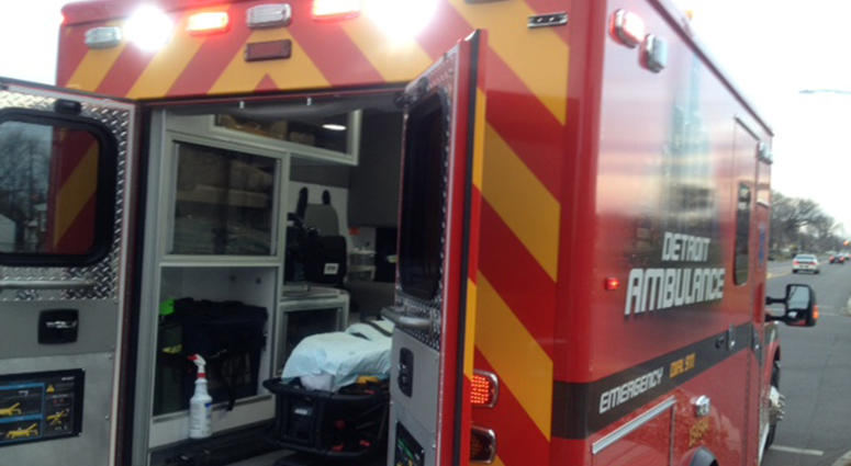 ambulance detroit