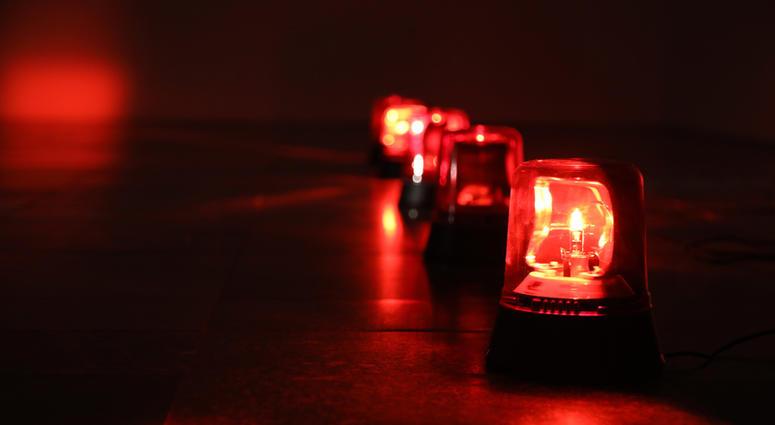 ambulance lights