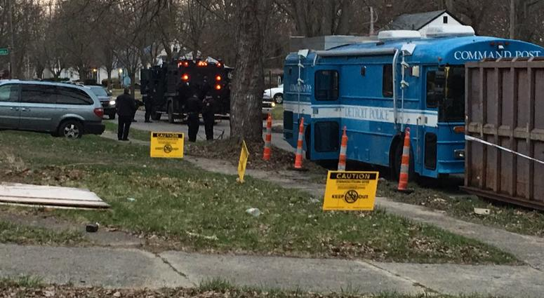 1 Arrested, 1 At Large Following Armed Standoff On Detroit's West Side