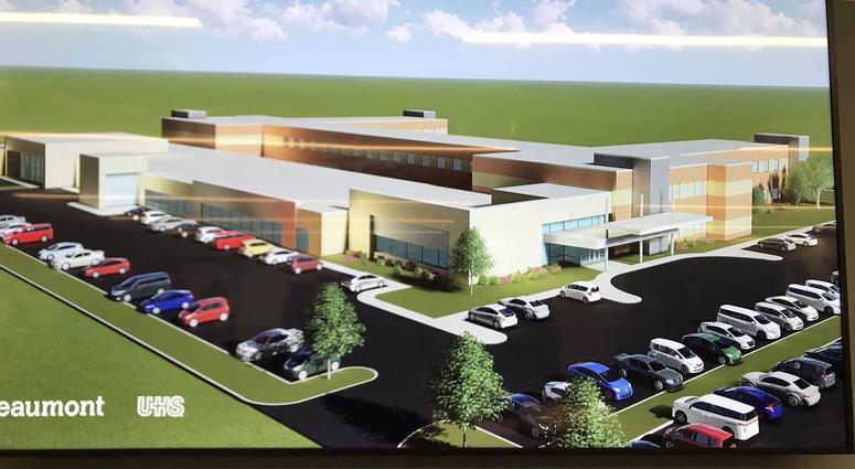 $40M Mental Health Hospital Planned For Metro Detroit   WWJ