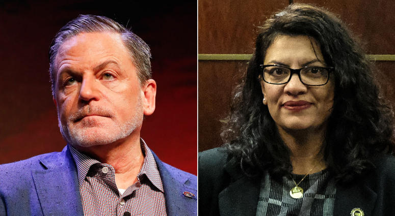 VP Denies Accusations After Tlaib Asks For Investigation Into