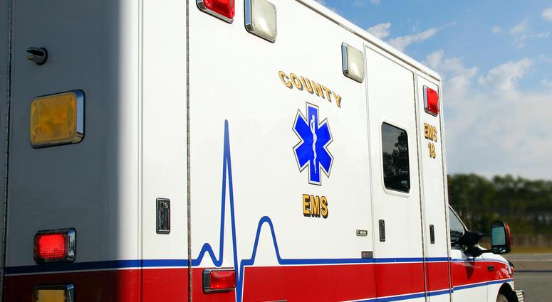 2 Paramedics Among Injured In Crash Involving Ambulance In