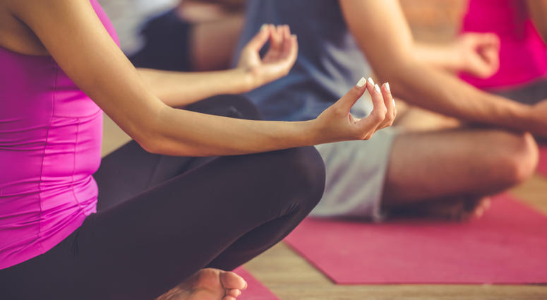 More Adults And Kids Are Doing Yoga, Meditating   WWJ