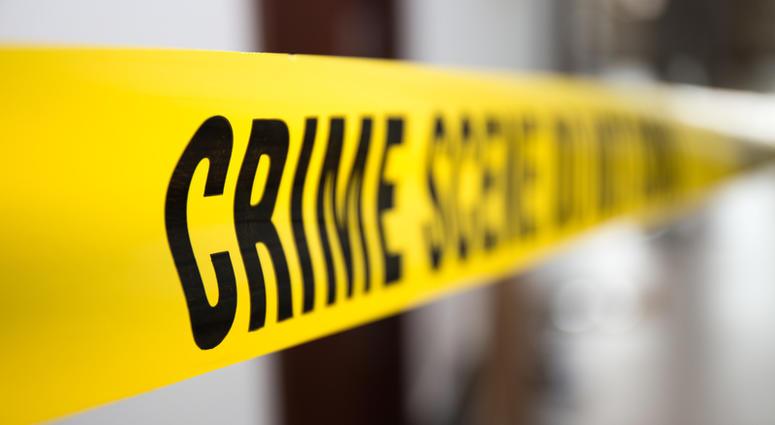 crime scene tape