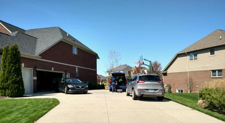 Eric Smith house raid