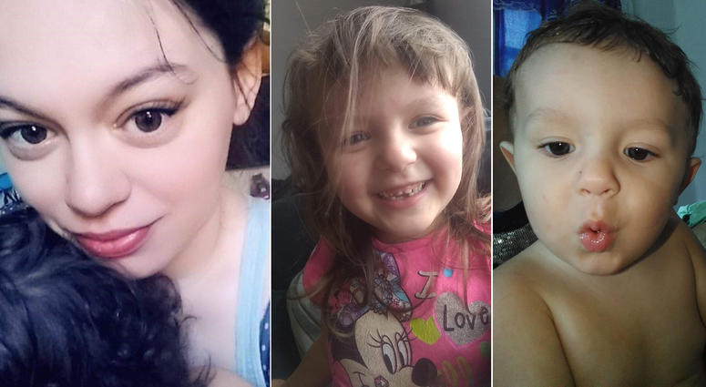 9-Months Pregnant Woman, Kids Go Missing In Detroit
