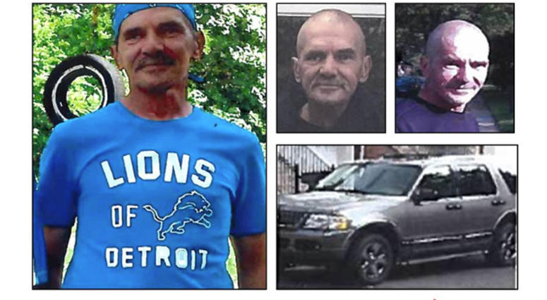 Tips Wanted In Case Of Detroit Man Missing Since Father's Day [PHOTOS]