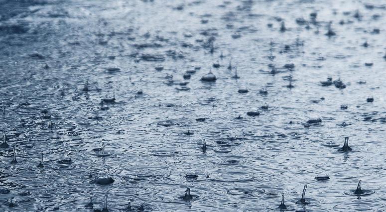 raining downpour