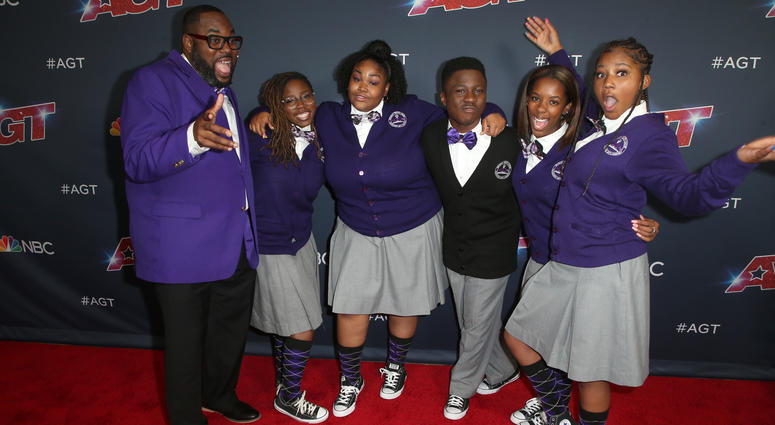 WATCH: Detroit Youth Choir Reprises 'Can't Hold Us' On 'AGT' Finals