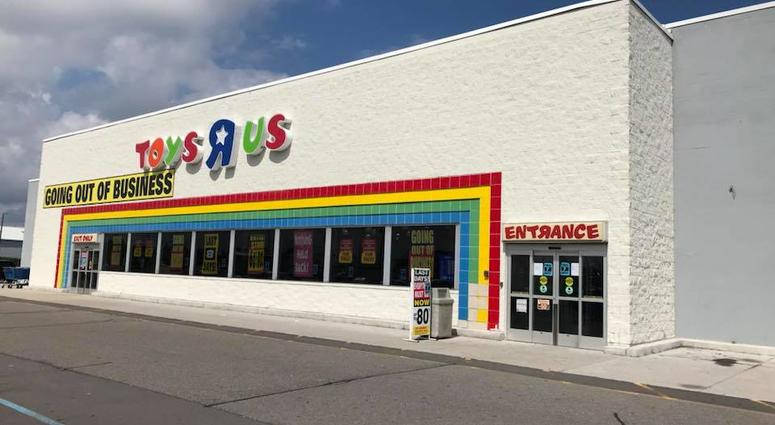 Toys R Us closing