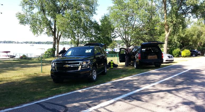 body found in Walled Lake