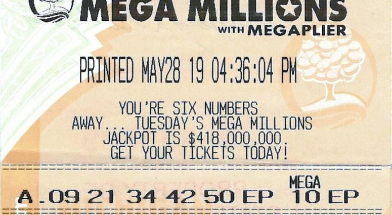 Another 1 Million Mega Millions Lottery Winner In Michigan Wwj