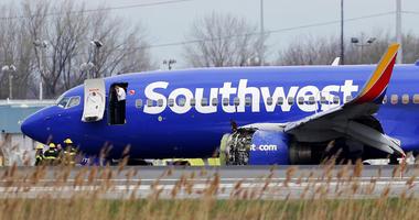Southwest emergency landing AP