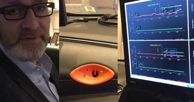 Bud Zaouk KEA Technologies Alcohol Sensing Car