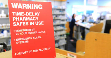 CVS Rolls Out Time-Delay Safes At All Michigan Pharmacies