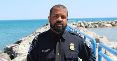 Officer Johnny Grays