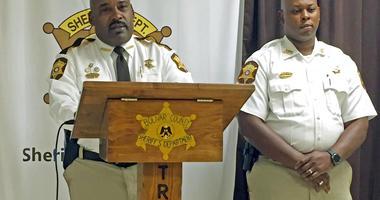 Bolivar County Sheriff Kelvin Williams