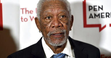Morgan Freeman - AP