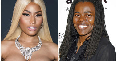 Nicki Minaj and Tracy Chapma