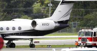 Post Malone's jet