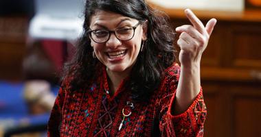 Rashida Tlaib AP