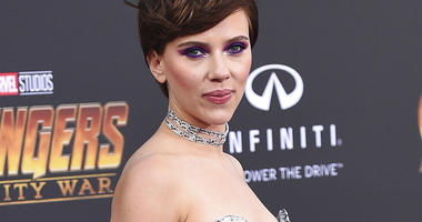 Scarlett Johansson AP