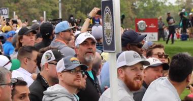 PGA fans flock to Bethpage Black