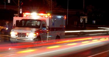 ambulance night
