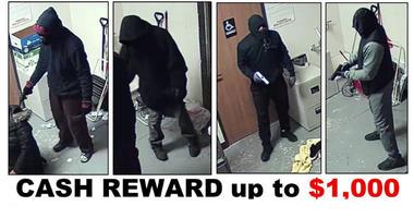 cash advence robberies