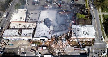 Durham house explosion