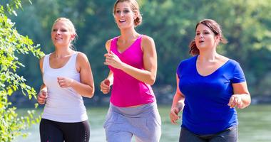 jogging women