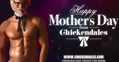 KFC Chickendale's mother's day promotion