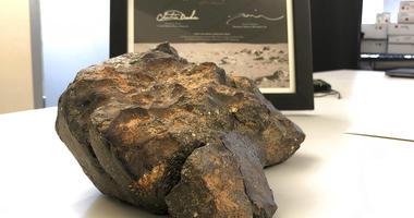 lunar meteorite AP