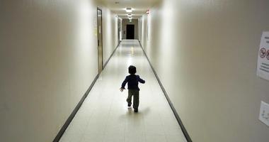 asylum-seeking boy