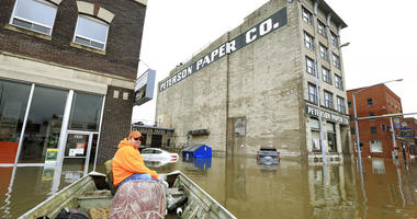 miss river flooding